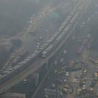 Delhi schools close as farm fires add to city's foul air