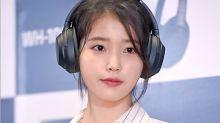 [MD PHOTO] 韓國女藝人 IU首爾出席代言品牌宣傳活動