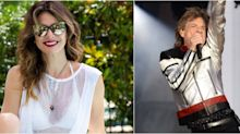 Luciana Gimenez ganha jaqueta de R$ 12 mil de Mick Jagger