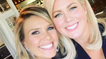 Sunrise's Edwina Bartholomew reveals Sam Armytage's wedding details