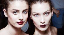 8 dark lipsticks to invest in now