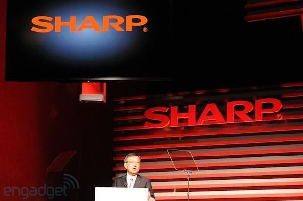 Sharp manages an operating profit in Q3, but forecast remains cloudy