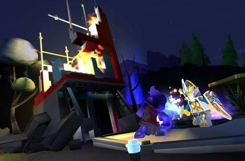 LEGO Universe invites players to battle for Nimbus Station