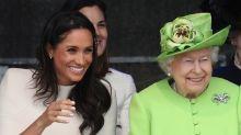 Herzogin Meghan und Queen Elizabeth: Beste Freunde? Das Internet ist begeistert!