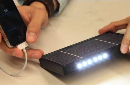 UM students make cheap and portable solar charger / light source for developing nations
