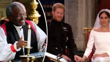 What Bishop Curry really thought of royals sniggering during passionate speech