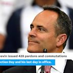 Matt Bevin issued hundreds of pardons, commutations during his last days as governor