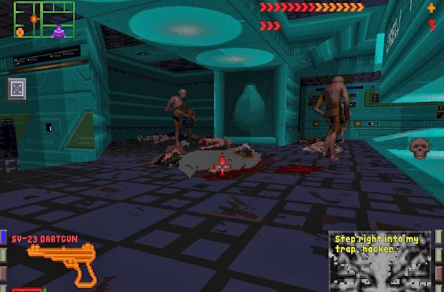 Fan-made 'System Shock' mod awakens a new terror