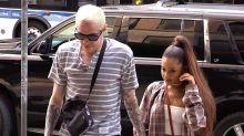 Pete Davidson le anunció a Ariana Grande que acabarían casándose el mismo día que se conocieron