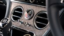 Your Bentley interior can literally rock with stone trim