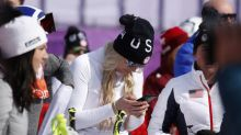 The first 5G Olympics? Not quite, say bemused spectators