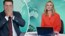 'Completely lost it': Karl and Ally break down in emotional Today moment