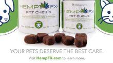 Youngevity's HEMP FX Brand Adds Pet Chews