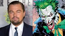 Will Leonardo DiCaprio give the green light to Joker movie?