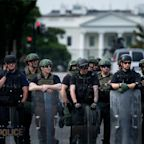 Democrats sound alarm over unidentified law enforcement patrolling D.C. protests