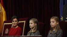 Leonor y Sofía: así es la estricta educación de las hijas de Letizia