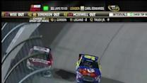 Newman takes the lead late at Richmond