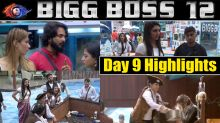 Bigg Boss 12 Day 9 Highlights: Singles face Extreme torture Luxury Budget Task