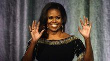 Michelle Obama addresses moment she 'broke royal protocol'