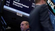 HPE quarterly profit beats on demand for servers