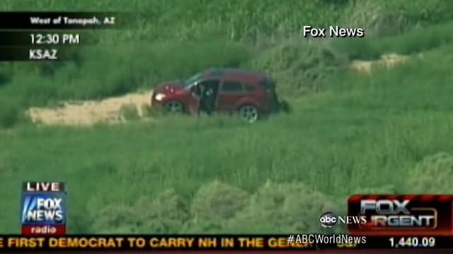 Fox News Broadcasts Police Chase Suspect's Suicide