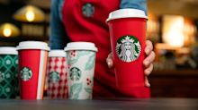 The Notorious History of Starbucks' Holiday Cups