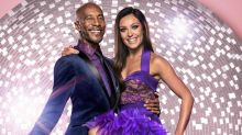 'Strictly's' Danny John-Jules tells Amy Dowden 'I should have expressed my gratitude more often'