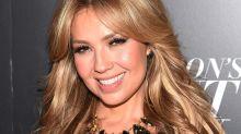 Thalía lanza su primera línea de productos para el cabello