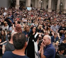 Australian rallies demand safe streets for women after Israeli student murder