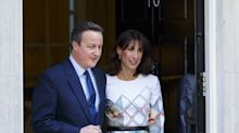 Samantha Cameron Chooses Preen By Thornton Bregazzi For David's Resignation