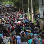 Pompeo Accuses Migrant Caravan Headed Toward US Of Provoking Violence