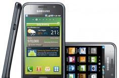 Samsung notches record profits, aims to sell ten million Galaxy S phones this year