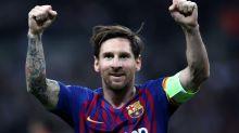 Blind 10-year-old British boy chosen in Lionel Messi's 'dream team'