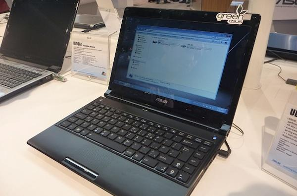 ASUS UL80JT spotted with automatic switchable graphics, brags 12 hour battery life