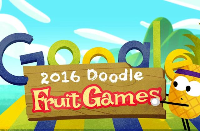 Google sneaks Olympic-themed minigames into its mobile app