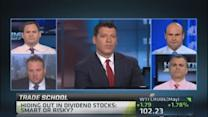 Dividend payers over-owned: Trader