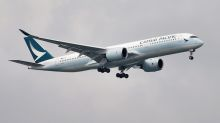 Cathay Pacific CEO 'relatively confident' air cargo market will pick up in second half