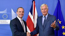 Barnier says Brexit deal 'realistic' within 8 weeks
