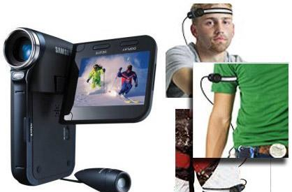 Samsung's SC-X300L wearable camcorder gets reviewed