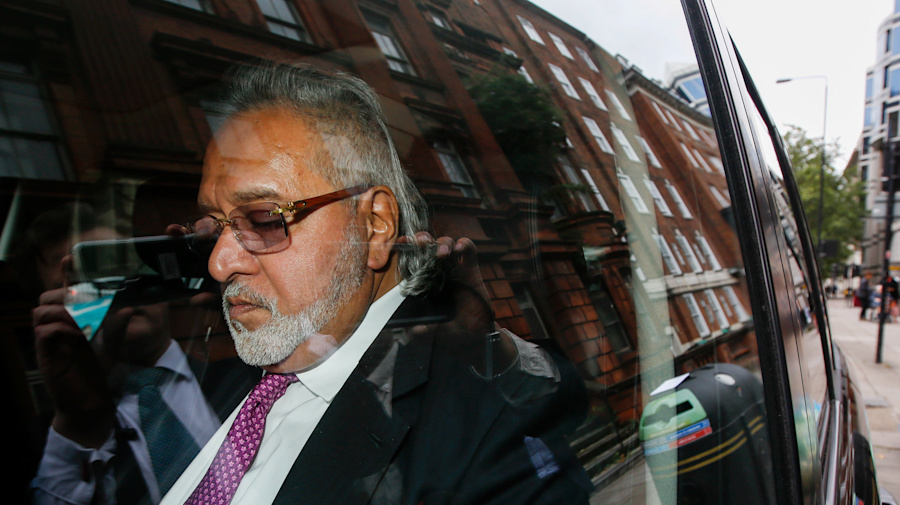 Indian banks to sell Vijay Mallya's cars 'shortly' in UK