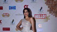 Janhvi, Sonam, Katrina glam up for HELLO! Hall of Fame Awards