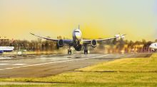 Why Airline Stocks Rose on Monday