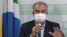 Reinaldo Azambuja é o 14º governador a testar positivo para Covid-19