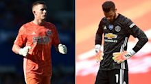 De Gea v Henderson: Who's the future of Man Utd after Wembley nightmare?