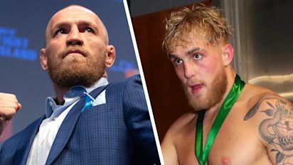 McGregor doesn't dismiss idea of Jake Paul fight