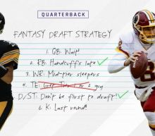 2017 Fantasy Football Rankings Tiers, Draft Strategy: Quarterbacks