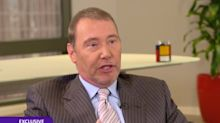 Jeffrey Gundlach discusses 'the biggest risk' he sees in the market