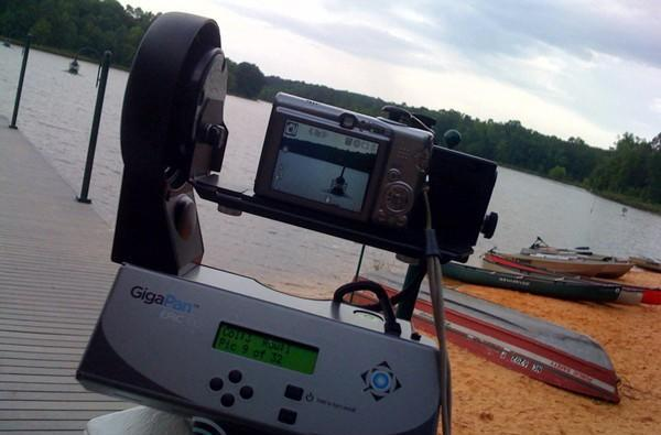 GigaPan Epic 100 hands-on and review, panorama style