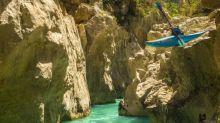 Aventure - Kayak - Kayak extrême - vidéo: Nouria Newman en immersion dans les gorges du Verdon