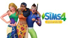 Life's a Beach in The Sims 4 Island Living, Available on June 21 for PC, July 16 for Consoles
